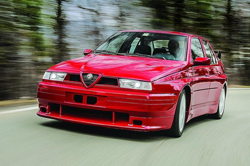 Este Alfa 155 GTA Stradale de 1993 está a la venta y sólo hay una unidad en el mundo