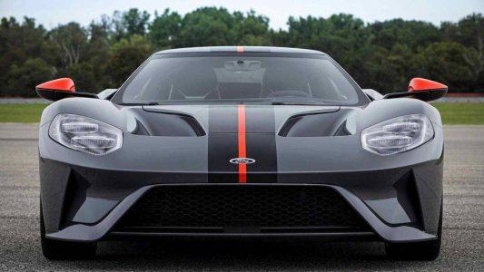 Ford GT Carbon Series: Con 18 kg menos de peso