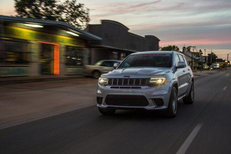 Jeep Grand Cherokee Trackhawk de Hennessey: ¡1.216 CV para uno de los SUVs más rápidos del mundo!