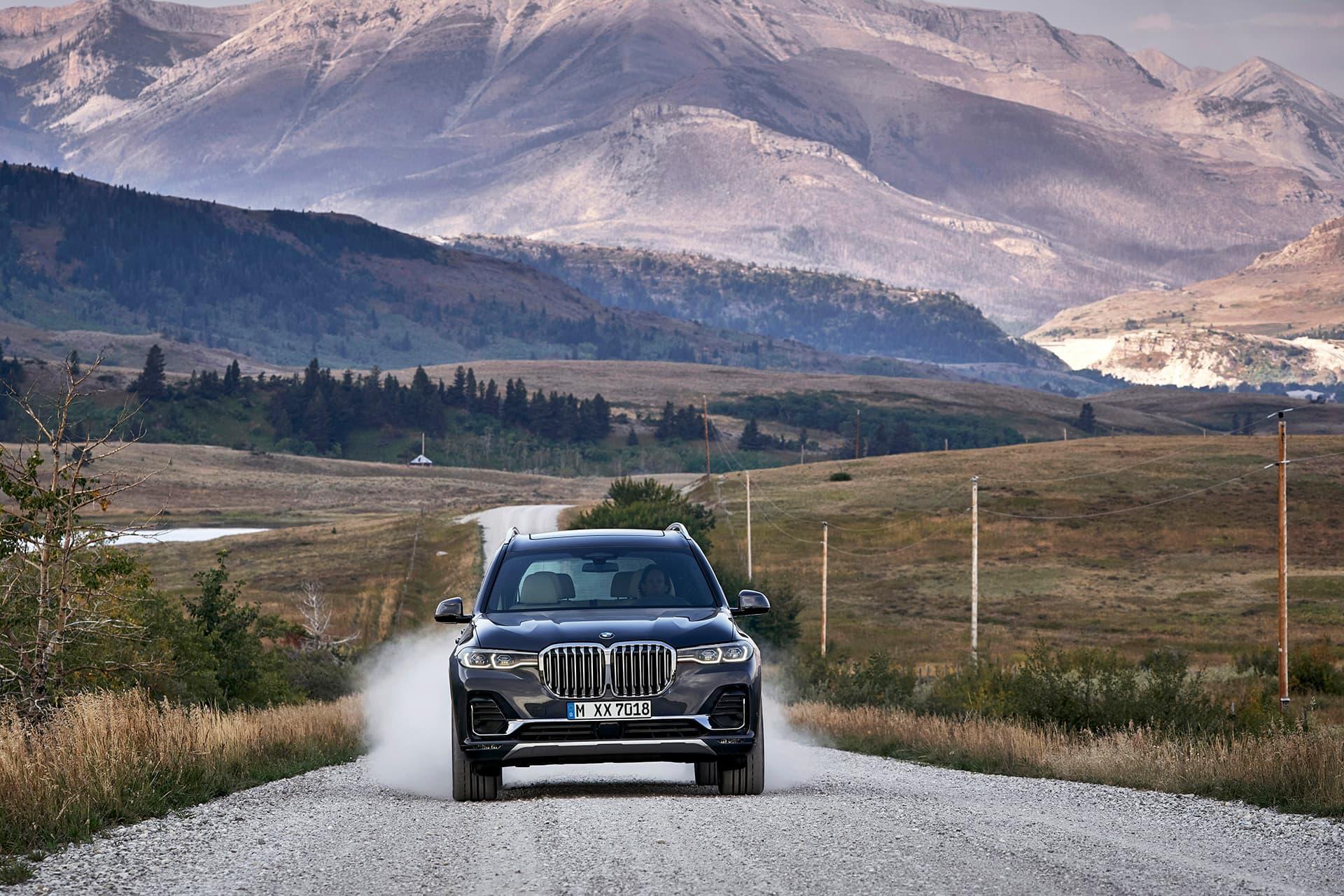 Más cerca del BMW X8: todos los detalles