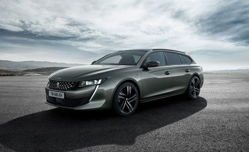 Peugeot 508 SW First Edition: El desembarco de la variante familiar