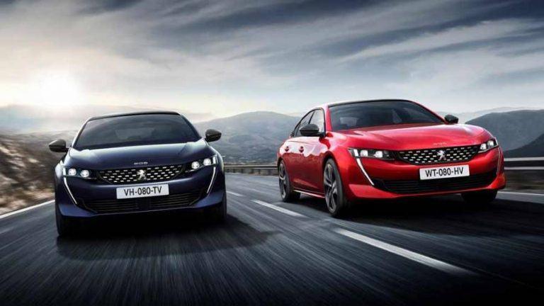 Peugeot contará con un 508 R: ¡350 CV y tracción a las cuatro ruedas!