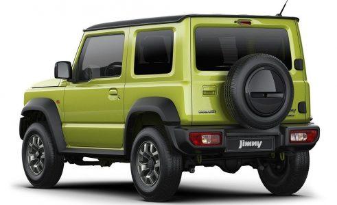 Suzuki Jimny 2019: Ya tenemos los precios para España