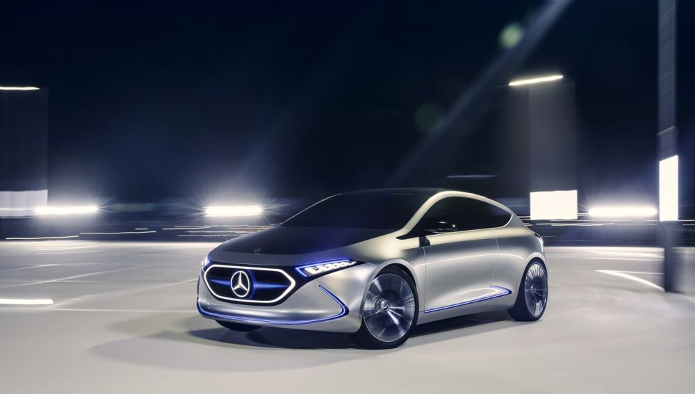 Vídeo: así prueba Mercedes el EQA, el próximo eléctrico de la marca