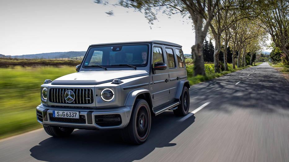 Vídeo: el Mercedes GLB continúa de pruebas