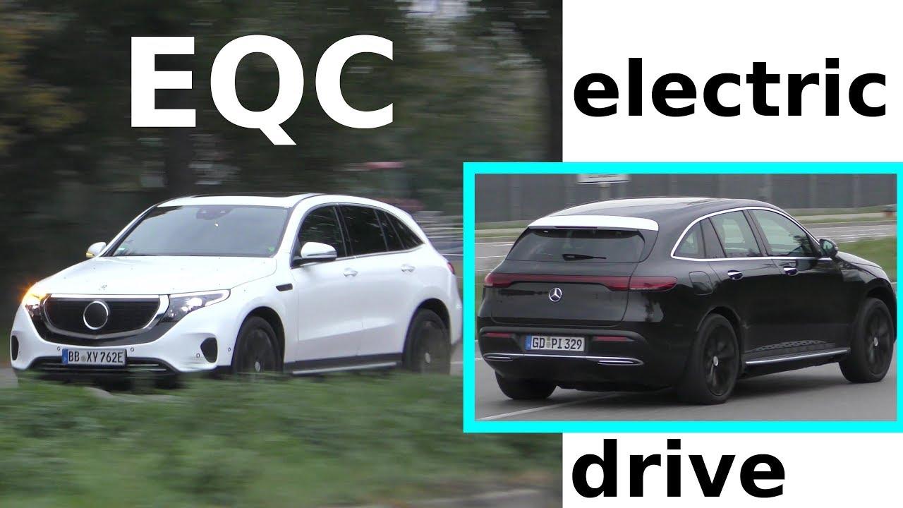 Vídeo: Mercedes EQC, al natural y sin tapujos