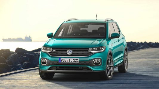 Volkswagen T-Cross 2019: Así es el primo del SEAT Arona