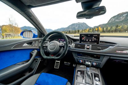 ABT RS6+ Nogaro Edition: 735 CV para un Audi RS6 sin miedo a nada