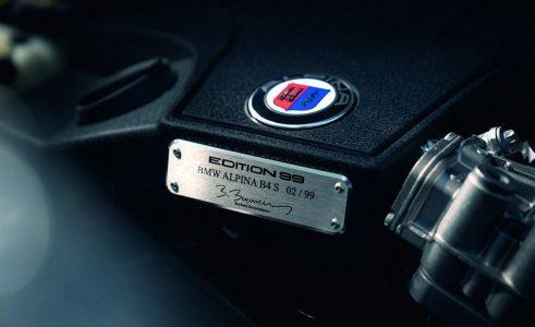 ALPINA B4 S Bi-Turbo Edition 99: 445 CV y tan sólo 99 unidades