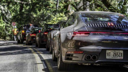 Así son los test de estŕes finales del nuevo Porsche 911