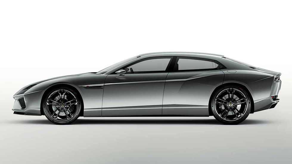 Habrá un nuevo Lamborghini Espada: podría ser eléctrico