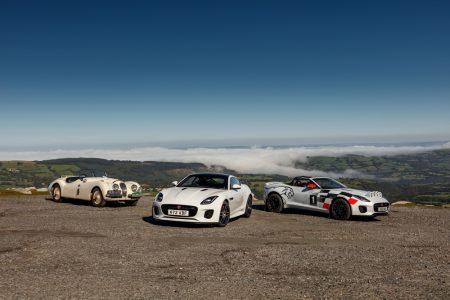 Jaguar F-Type Rally: Tan sólo dos unidades fabricadas como guiño al XK120
