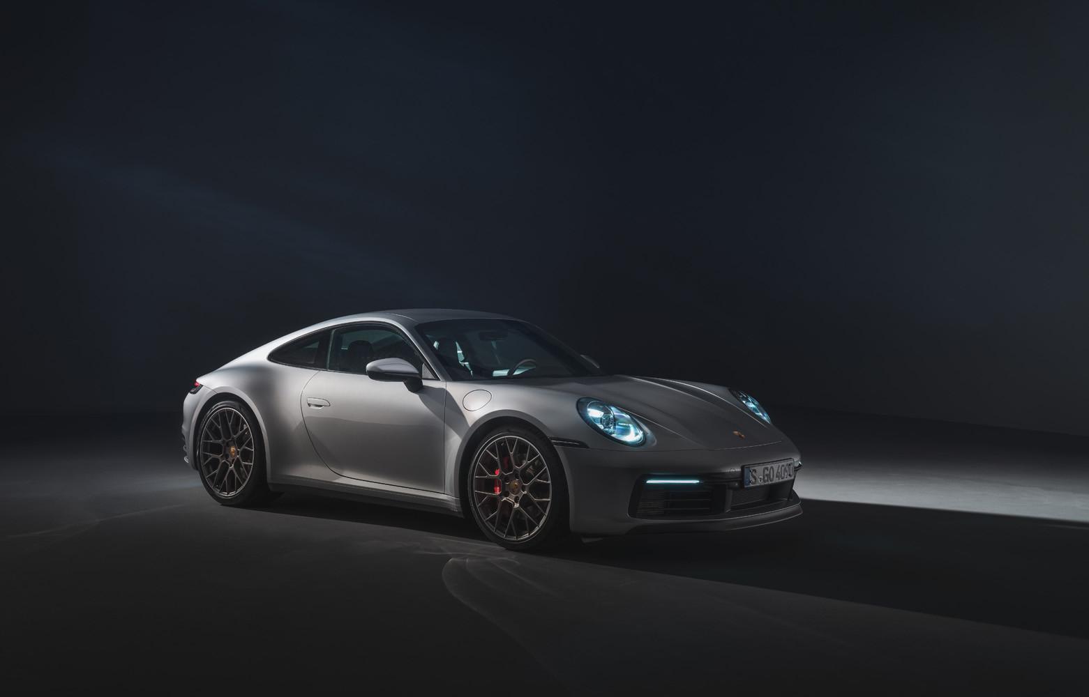 Porsche piensa en un 911 SUV: primeros datos de lo que está por venir