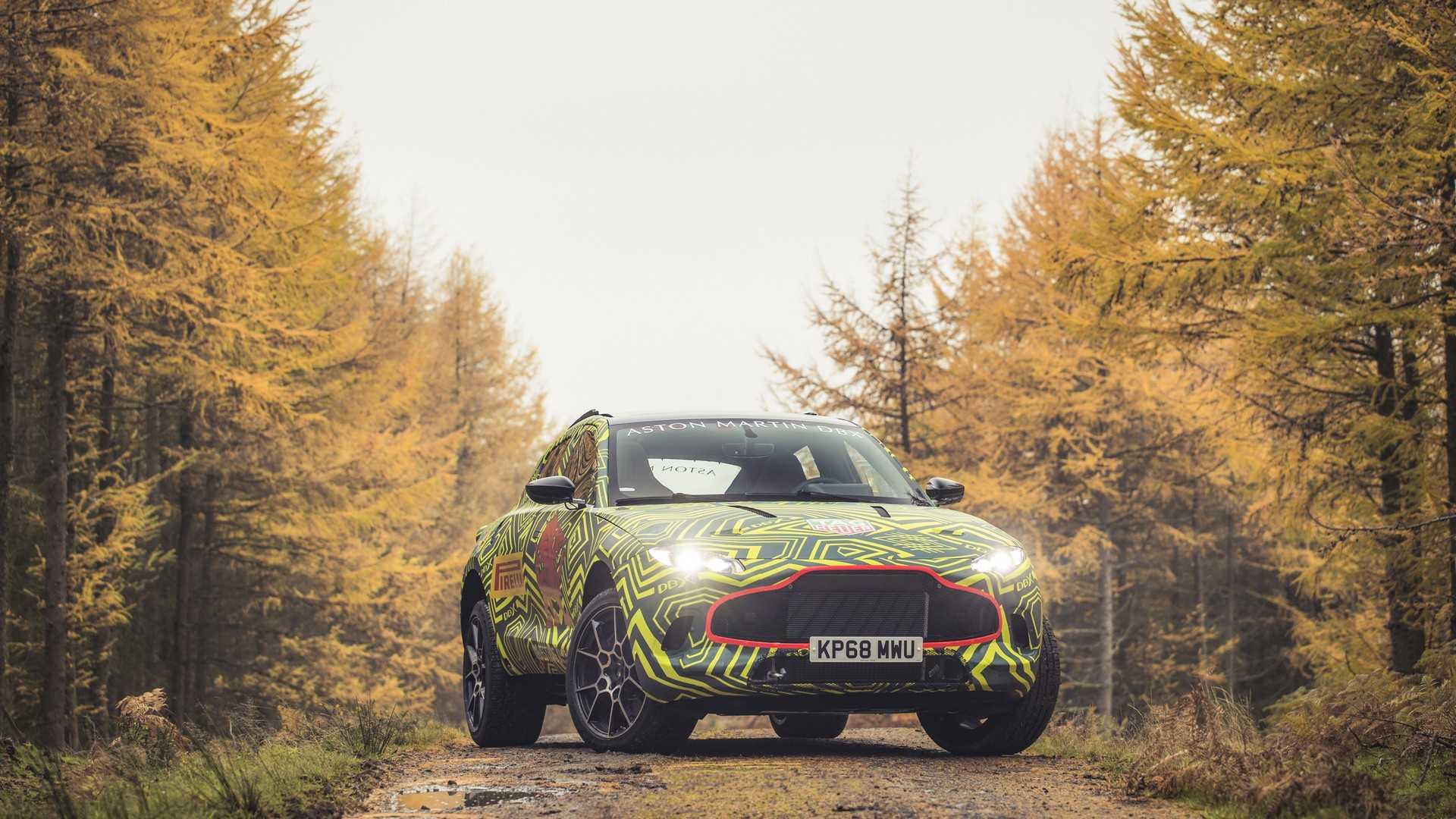 Aston Martin ya trabaja en un motor propio: todos los detalles