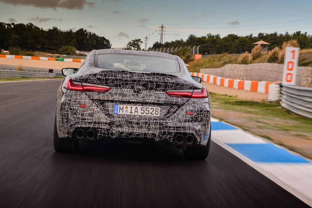 Así será el M8 Gran Coupé, el cuatro puertas más rápido en la historia de BMW