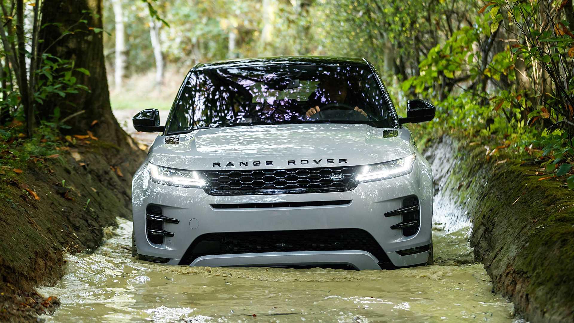 Oficial: nuevo Range Rover Evoque, información y fotos