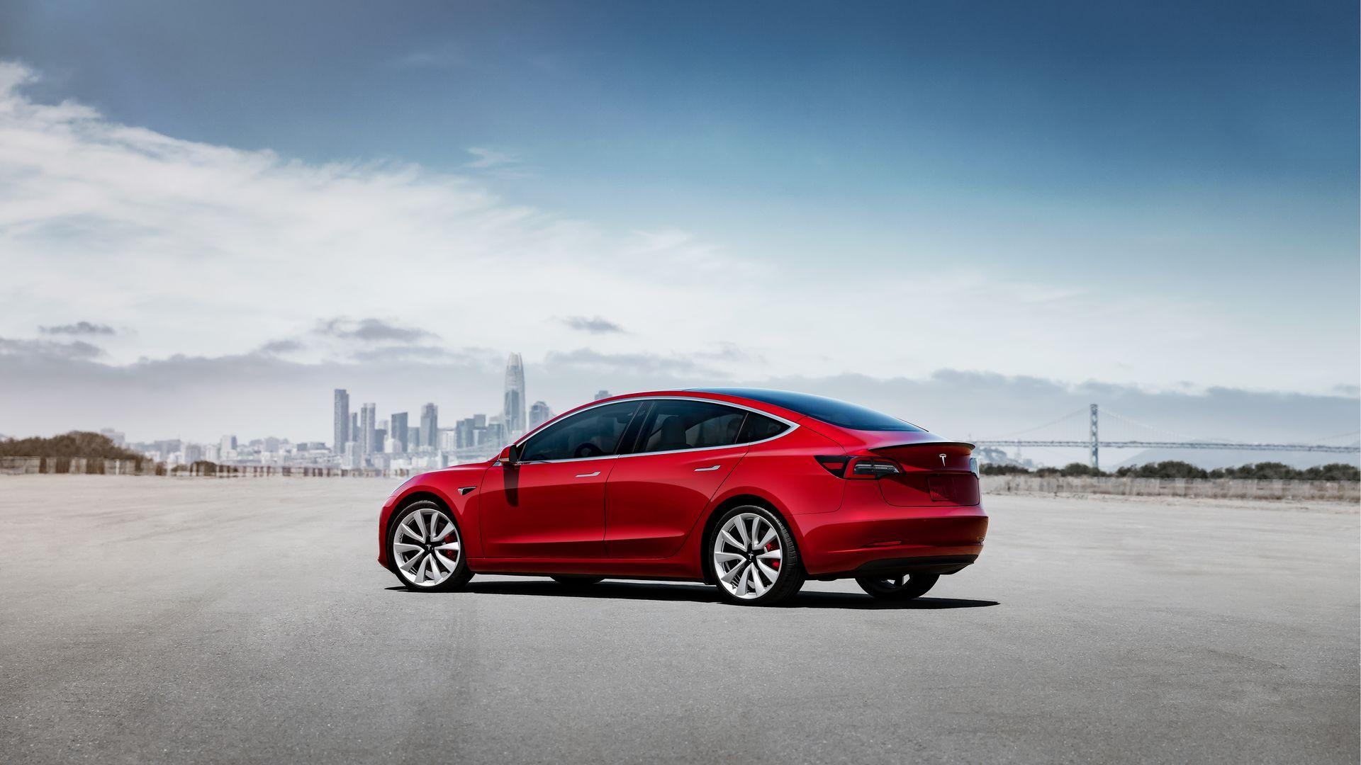El Tesla Model Y compartirá chasis con el Model 3: lo veremos en 2020