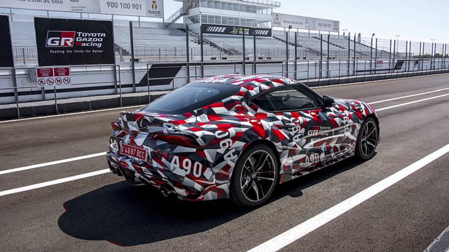 La idea del Toyota Supra Cabrio, ¿cuestión de tiempo?