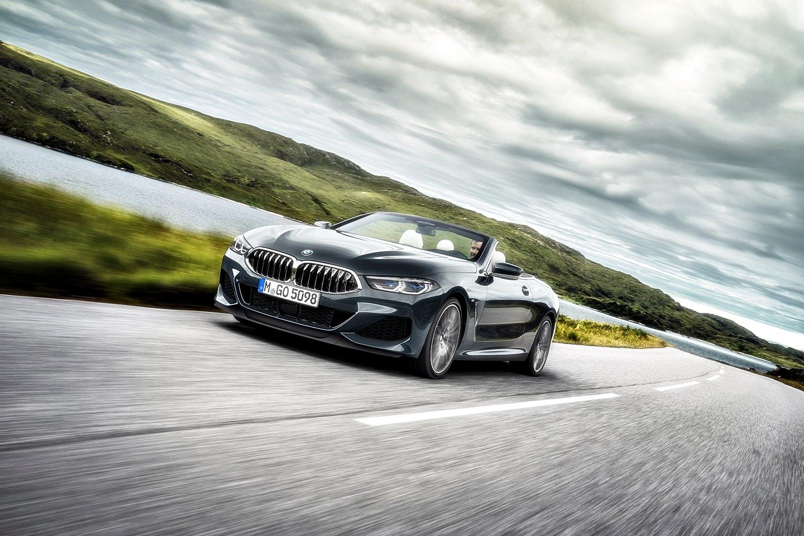 Precios del BMW Serie 8 Cabrio para España: Mucho más caro que el Coupé