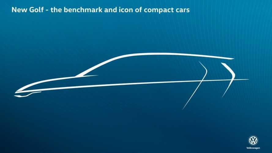 Primer vistazo del próximo Volkswagen Golf