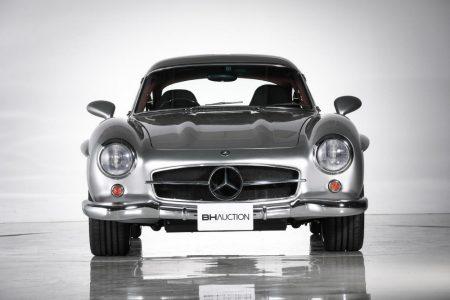 A subasta un Mercedes 300 SL de 1955 preparado por AMG