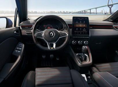 Así luce el interior del Renault Clio 2019: Un gran paso adelante