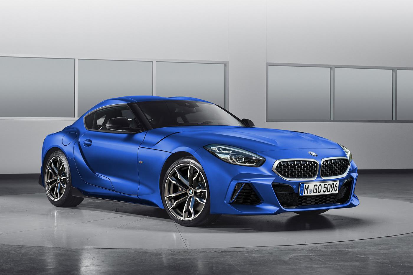 Así podría ser el BMW Z4 Coupé, ¿tiene futuro?