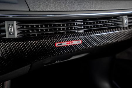 El nuevo ABT RS4+ llega hasta los 530 CV y sólo habrá 50 unidades: ¡Date prisa!