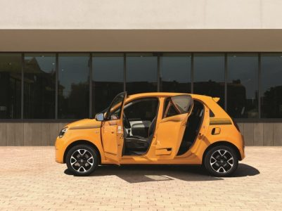 El Renault Twingo 2019 recibe un nuevo motor 1.0 y más equipamiento
