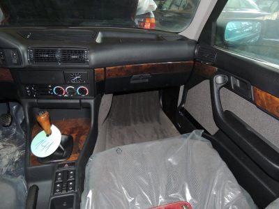 Hallan once BMW Serie 5 E34 de 1994 sin estrenar en Bulgaria