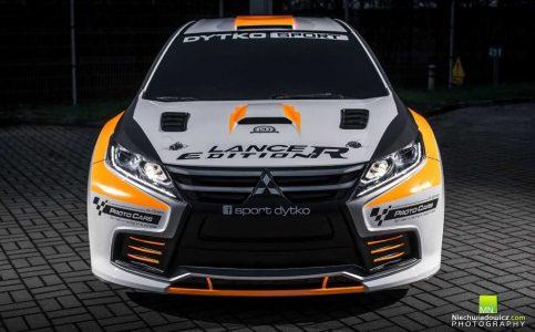 Mitsubishi Lancer Edition R: Así es como debería haber sido el sucesor del Lancer Evo