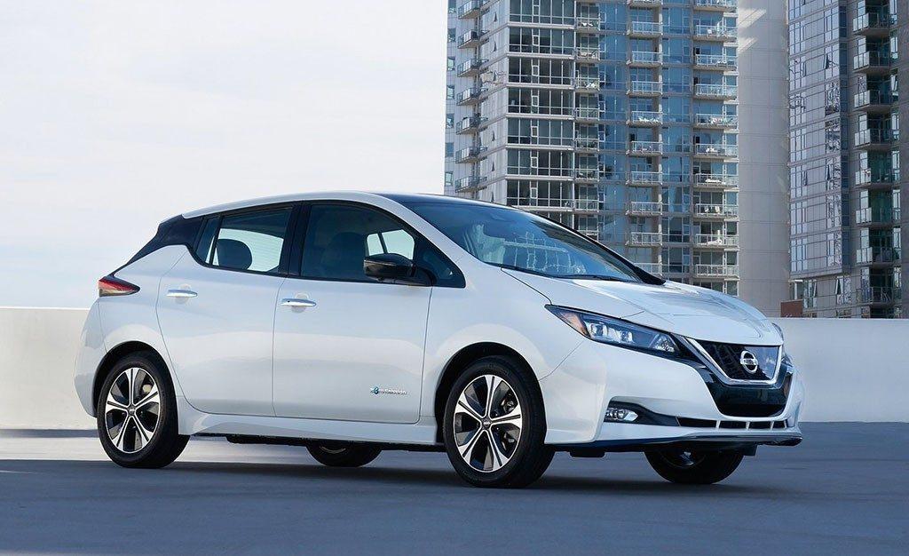 Nissan LEAF e+ 2019: Carga rápida con el 80% en 40 minutos y 385 km de autonomía