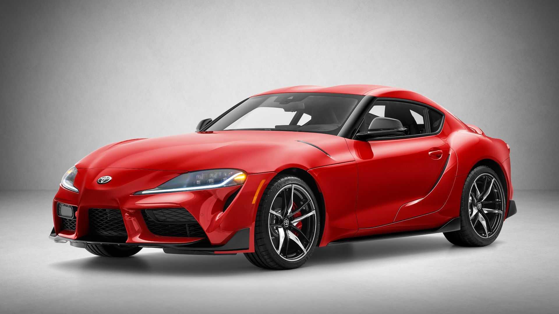 Habrá un Toyota Supra más potente y radical: primeros datos