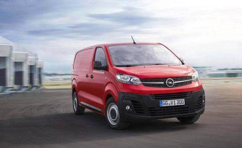 Opel Vivaro 2019: Con tres longitudes de carrocería