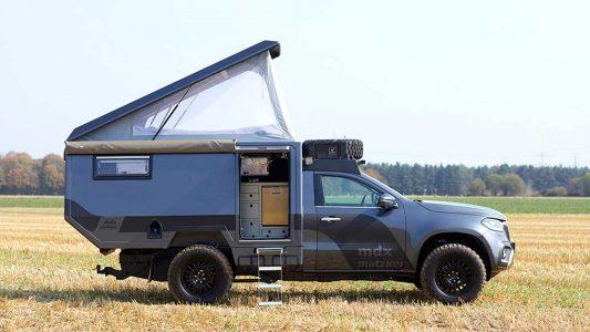 ¿Te gastarías 180.000 euros en una Mercedes Clase X 'camperizada'?