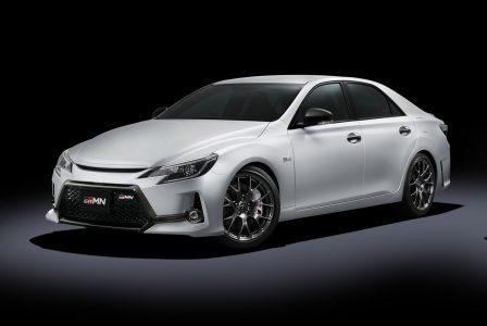 Toyota Mark X GRMN: Propulsión trasera, V6 de 318 CV y manual