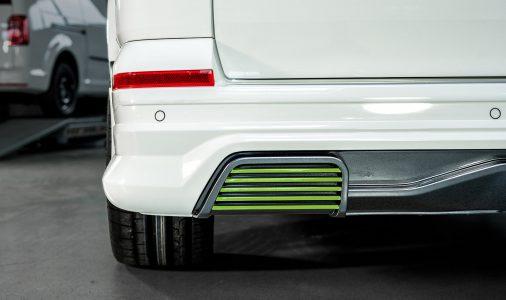 ABT llevará al Salón de Ginebra esta Volkswagen Transporter eléctrica