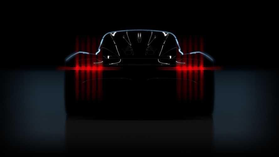 Aston Martin Project 003: nuevo anticipo oficial, ¡ya casi está!