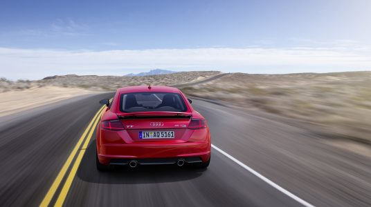 Audi TT 2019: Ahora más potente y sin motor diésel