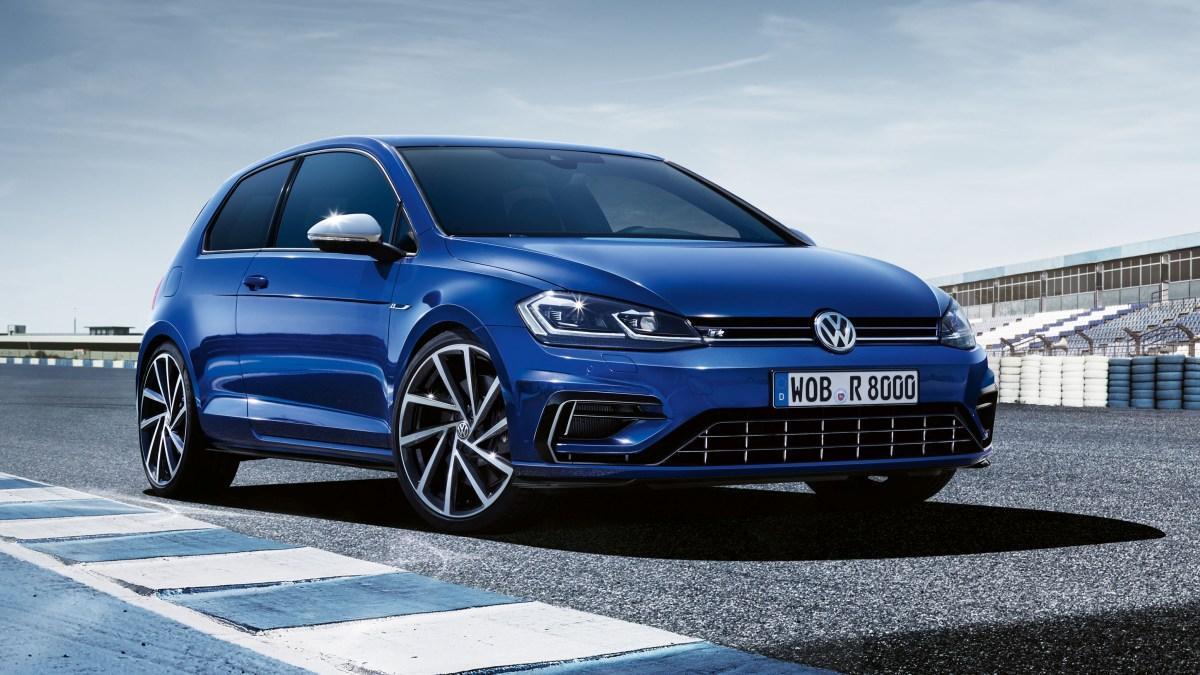 ¡Bombazo! El Volkswagen Golf R podría ser híbrido: todas las claves
