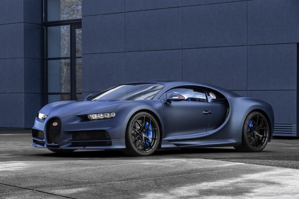 Bugatti tantea un súper Chiron capaz de alcanzar los 500 km/h