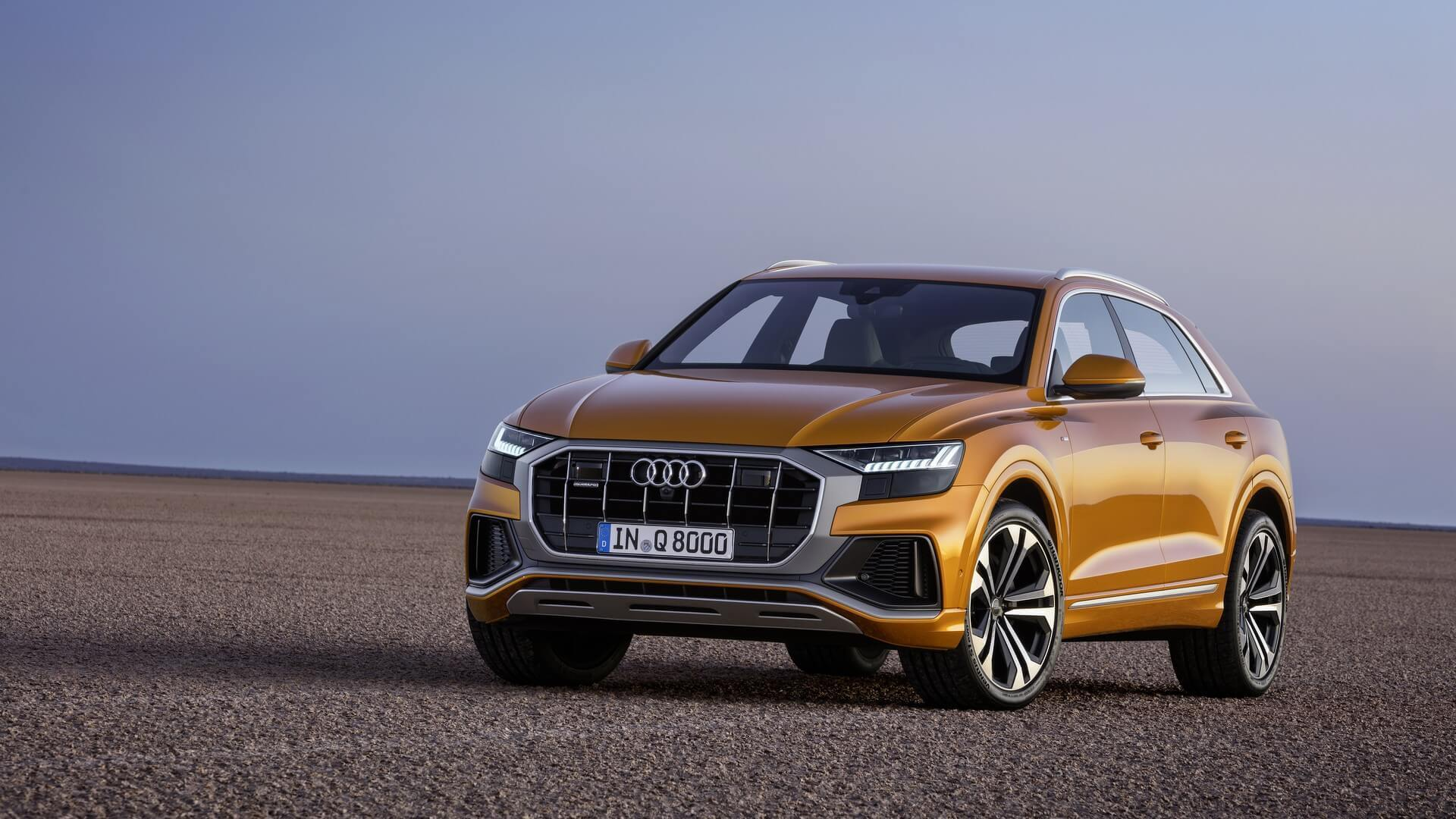 El Audi Q8 suma dos nuevos motores V6 a su gama: gasolina y diésel