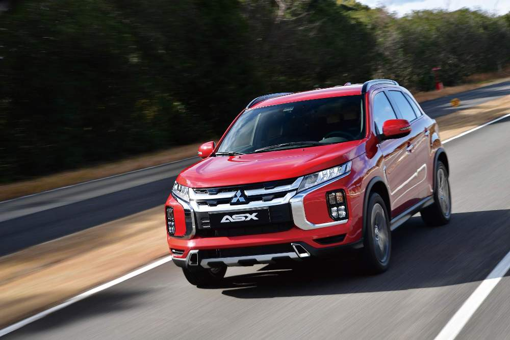 El Mitsubishi ASX 2019 vuelve a ponerse al día de cara al salón de Ginebra