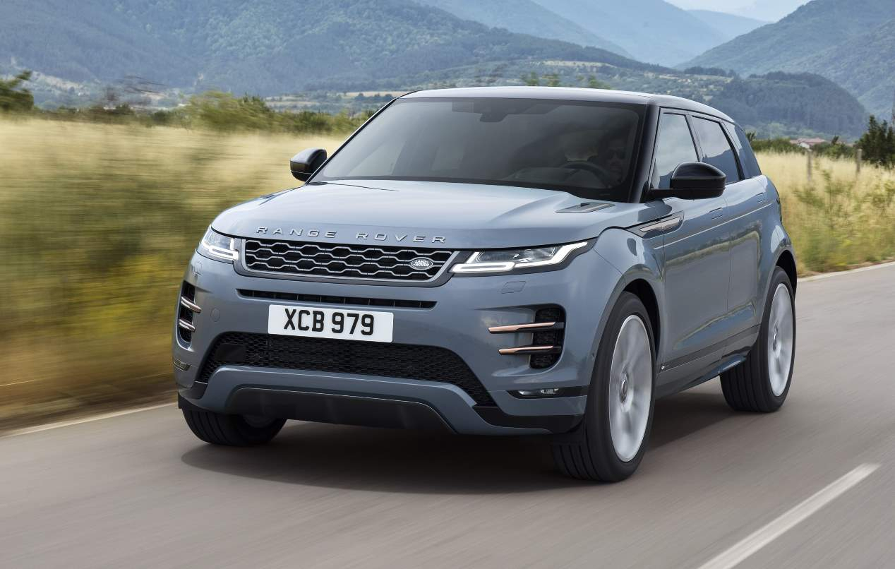 El Range Rover Evoque 2019 llega con etiqueta ECO y a partir de los 40.000 euros