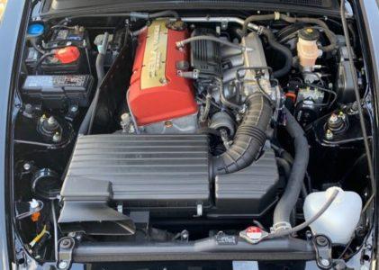 ¿Estamos ante el Honda S2000 con menos kilómetros del mundo? Ahora puede ser tuyo