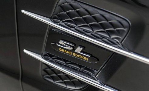 Mercedes SL Grand Edition: Más exclusivo, equipado y lujoso