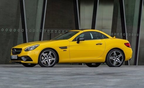 Mercedes SLC Final Edition: El descapotable biplaza se despide con homenajes