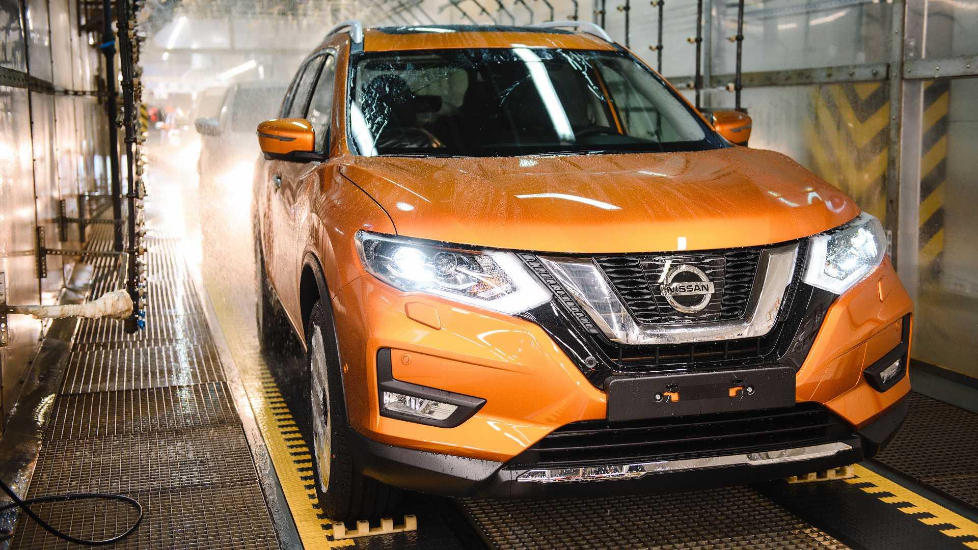 Nissan no fabricará el X-Trail en Reino Unido (pero seguirá fabricando el Juke y Qashqai)