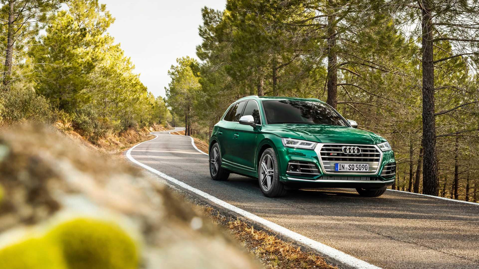 ¡Oficial! Audi SQ5 TDI: más potente y rápido que nunca