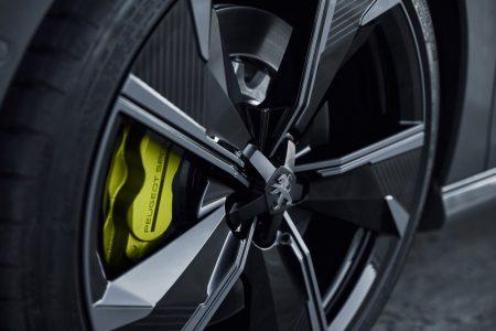 Peugeot 508 Sport Engineered Concept: Híbrido de 400 CV rumbo a Ginebra